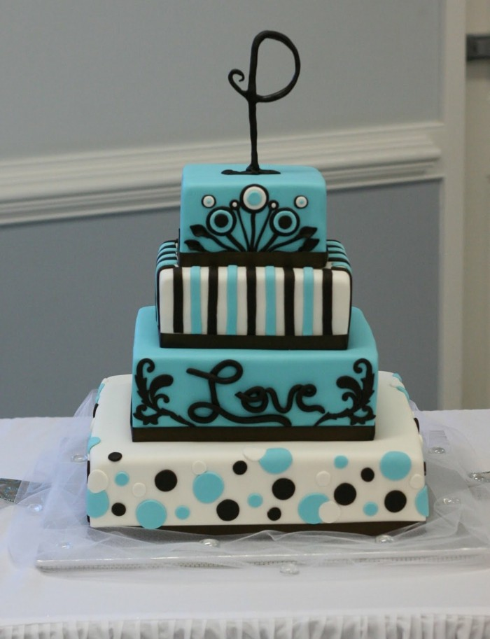 pies decorate ideas with fondant for the wedding cake