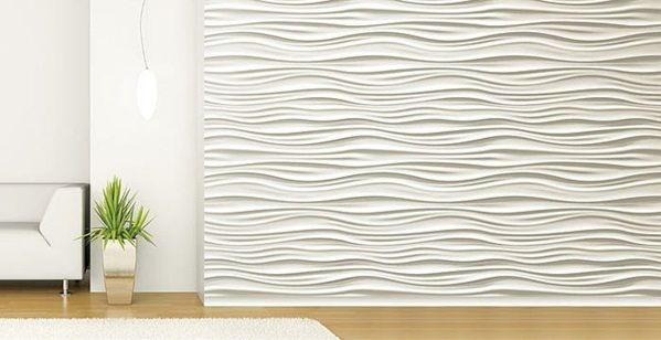decor plaster plaster walls plaster creative wall design 3d waves