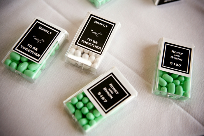 gift ideas wedding favors
