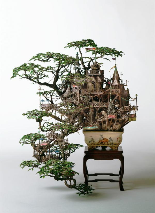 bonsai tree Takanori Aiba artwork