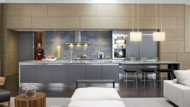 Photo of Modern kitchens in noble shades of gray!
