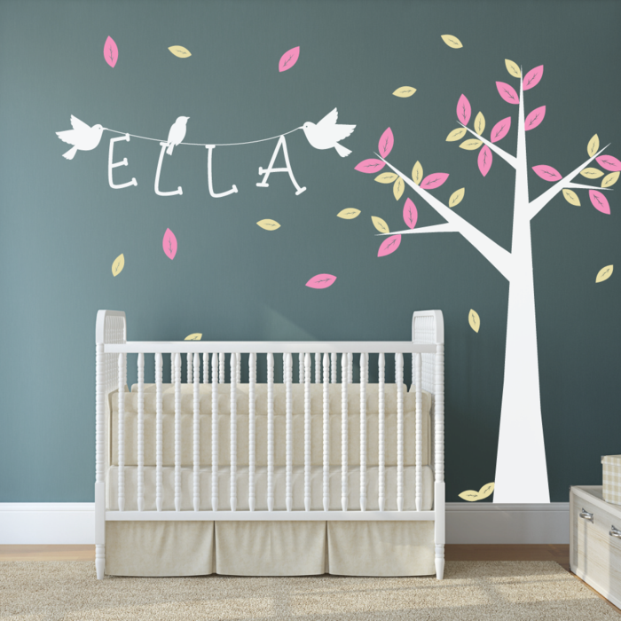 wall decals tree creative wall design baby room