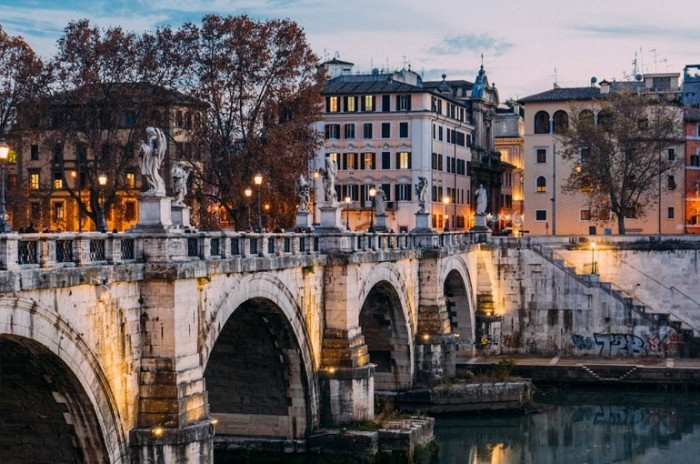 most beautiful places in the world eternal city of Rome