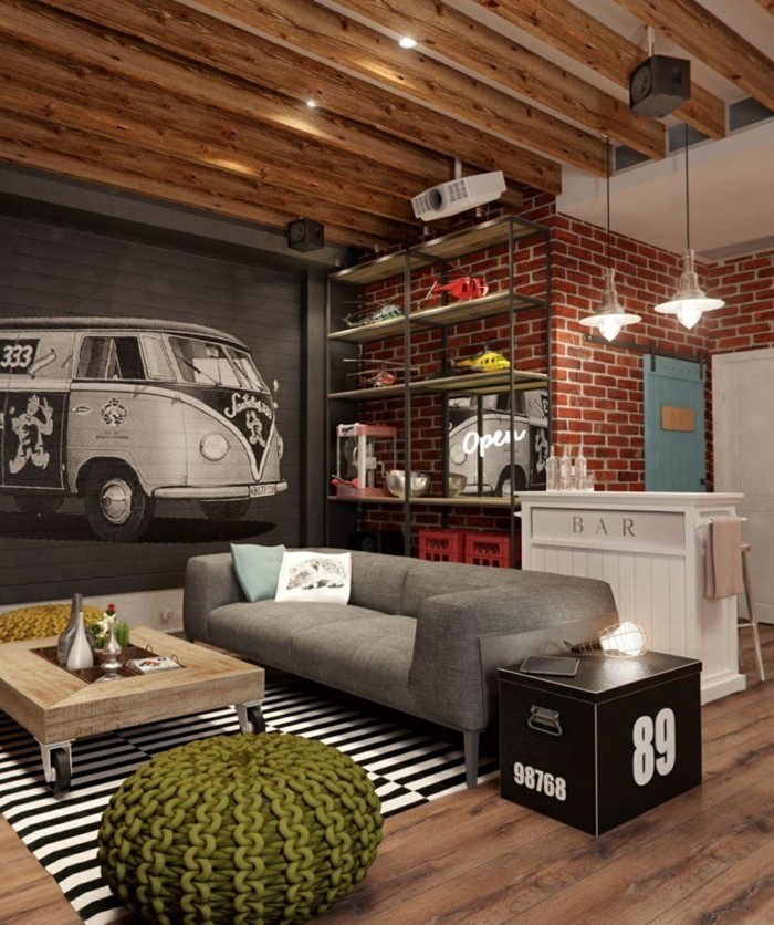 original furnishing tips for the small living room