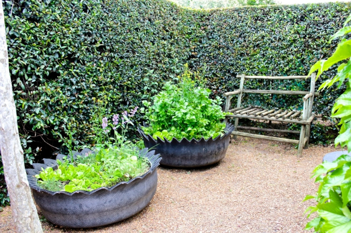 garden tips fancy plant pots old car tires diy ideas