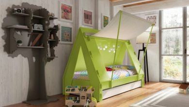Photo of Children's furniture for an adventurous room design