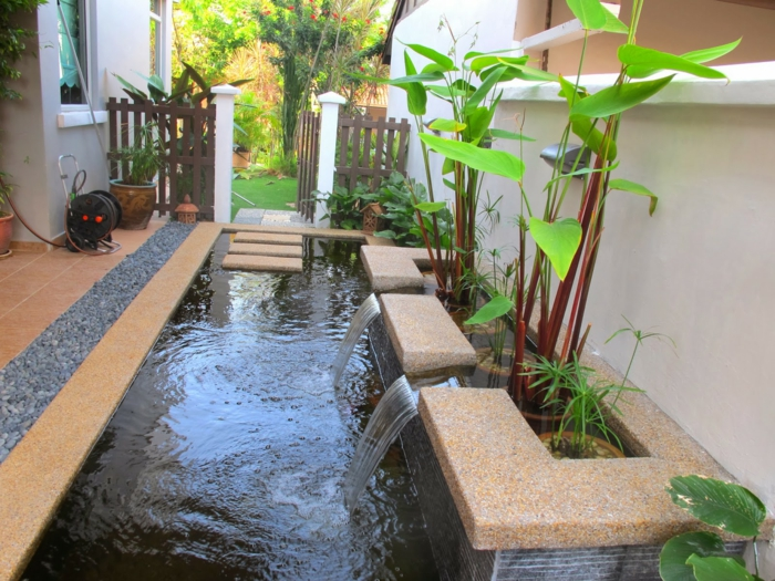 Fishpond 20 Inspirational Picture Ideas For Garden Ponds With Fish