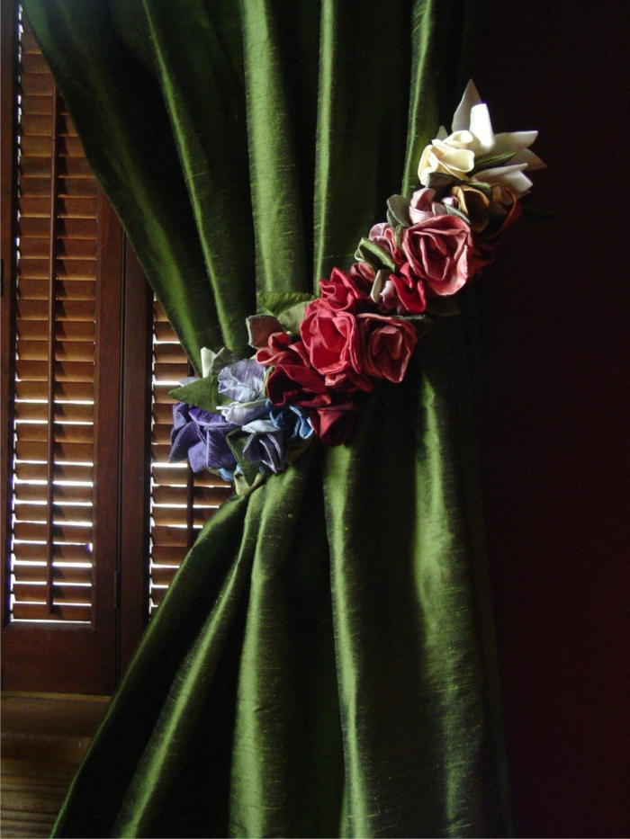curtain holder curtains curtains curtains accessories flower arrangement