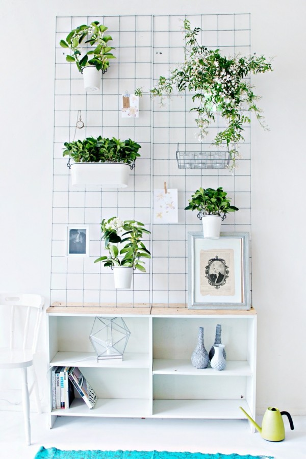 diy design of wall planters