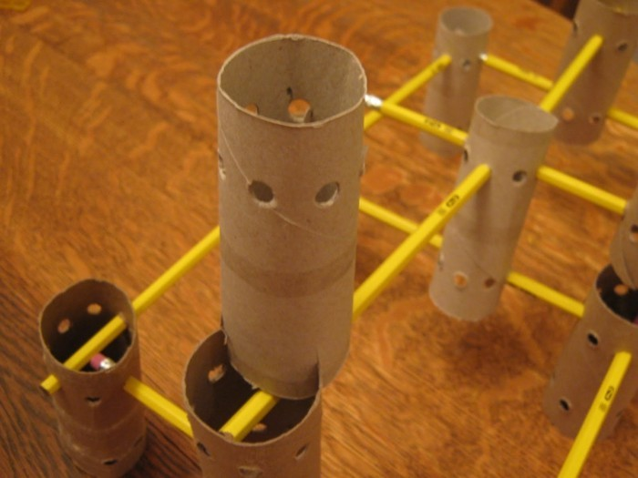 DIY ideas - deco ideas - tinker with children's structure