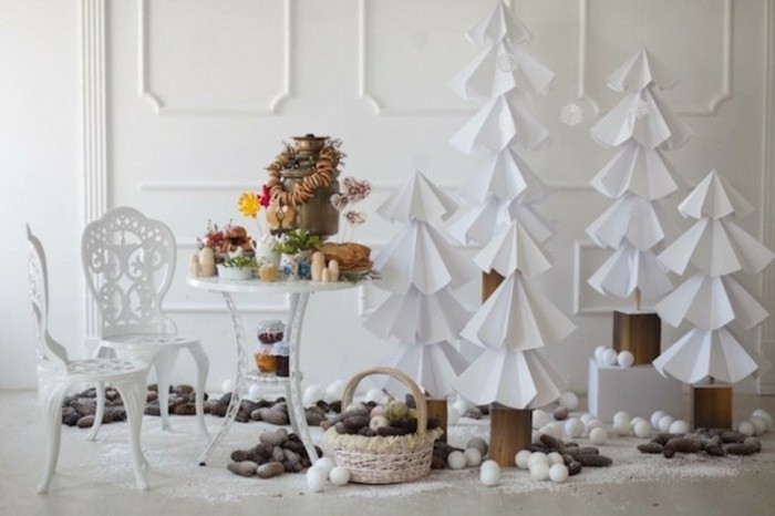 tinker christmas diy deco ideas paper