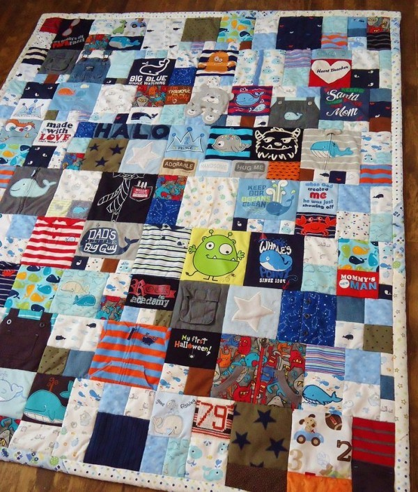blanket sew your own room ideas from old