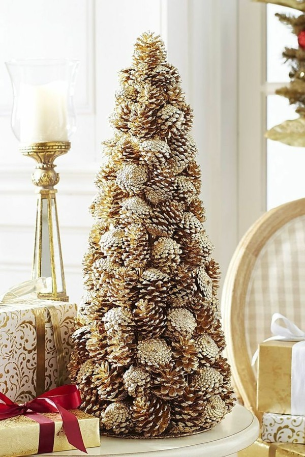 Rustic Christmas decoration just idea