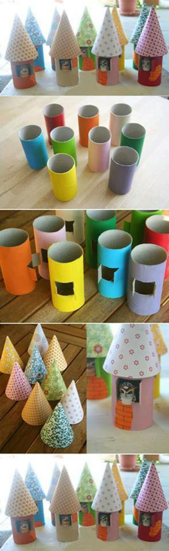 diy ideas decoration ideas tinker with children village