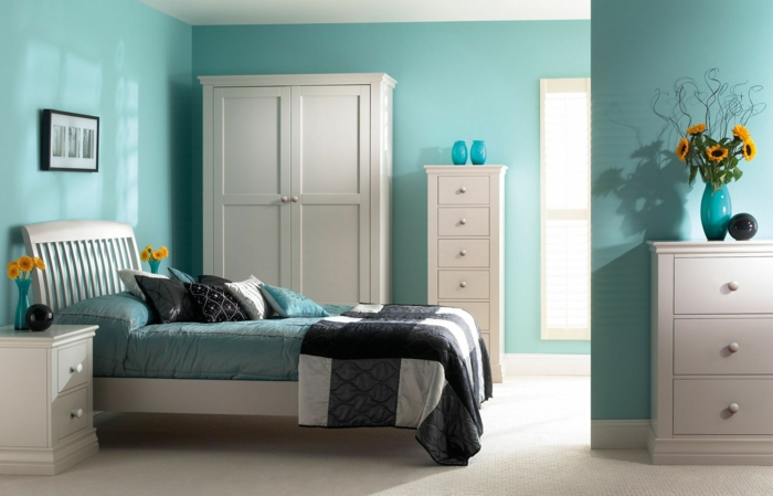 bedroom color feng shui colors room design