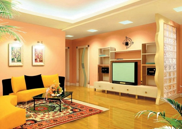 modern living room color combination ideas