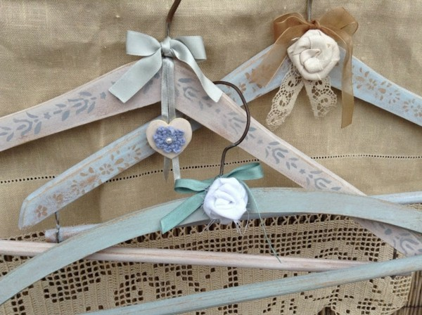 decorate hanger shabby chic decor yourself