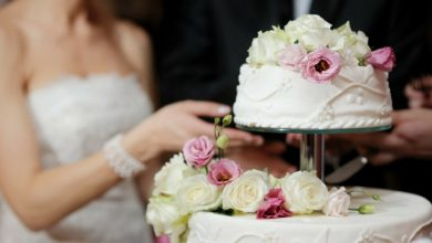 Photo of 120 decorating ideas for wedding cake – celebrate with chic and charm!