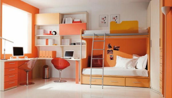 modern interior design of youth ideas