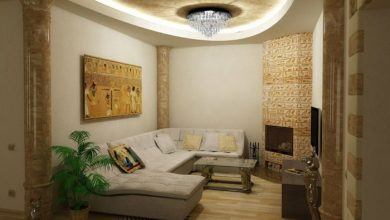 Photo of Creative living ideas – Egyptian style for pure exoticism in the interior