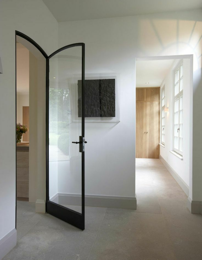 furnishing tips glass door glass doors inside