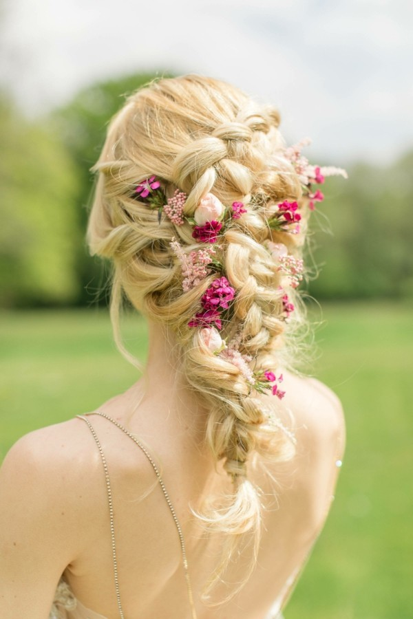 autumn wedding bridal hairstyles wedding trends 2018