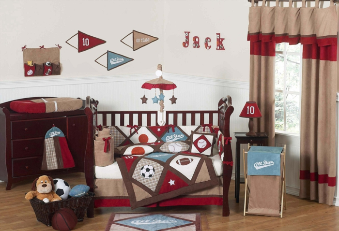 baby room boy baby bedding