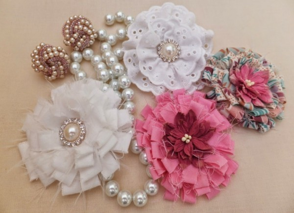shabby chic deco itself make jewelry ideas with pearls