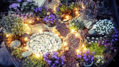 Photo of Fancy garden decorating yourself-101 examples and upcycling ideas
