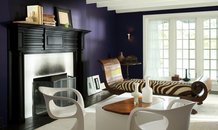 Residential Colors Wall Colors Trends Interior Design Color Shadow Gray Metallic-resized