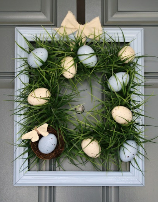 craft ideas easter door decoration easter decoration ideas