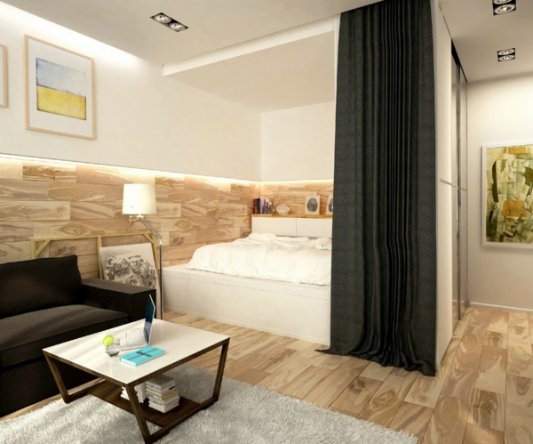 home decor furnishing ideas wallcovering made of wood