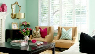 Photo of Mint green wall paint can refresh the walls of your home