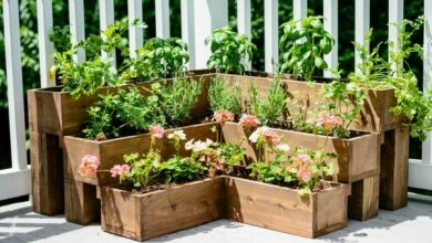 Photo of Flower box for balcony – Transform your balcony into a garden