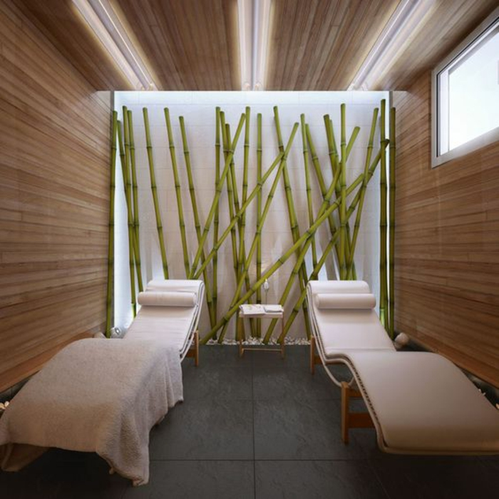 decorate the room decorating bamboo sticks