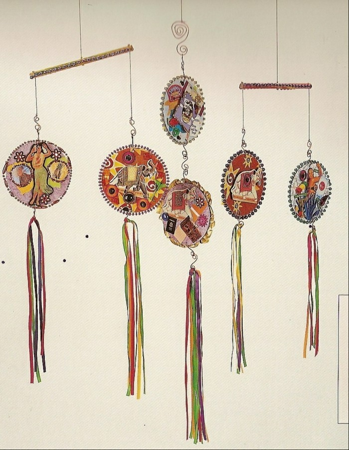 diy ideas deco ideas mobiles 35