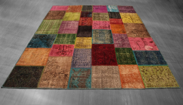 patchwork fabrics colorful carpet beautiful living ideas