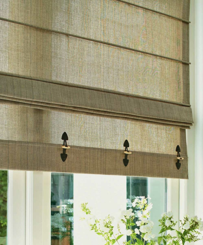 window blind home textile linen fabric