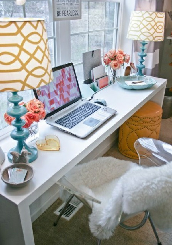 windowsill deko workplace design home ideas