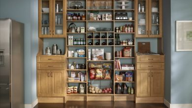 Photo of Organize the kitchen shelves as practically as possible!