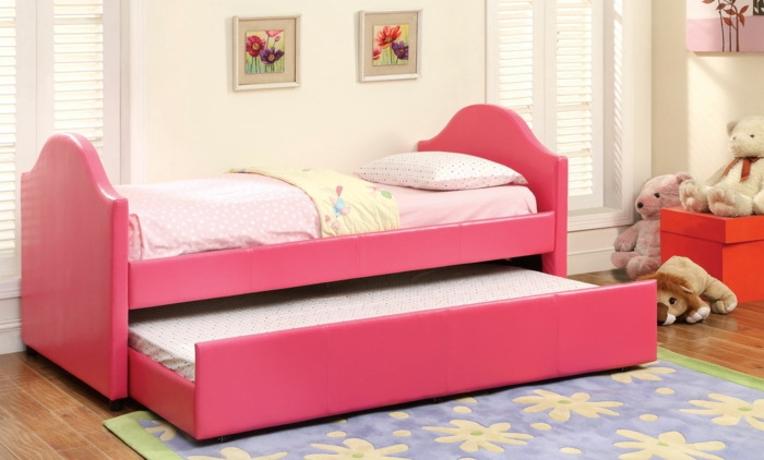 cots rollaway bed girl functional design