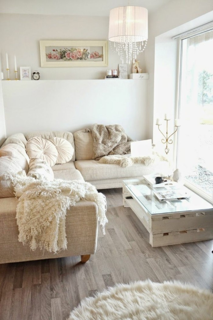 properly distribute and place living room furniture