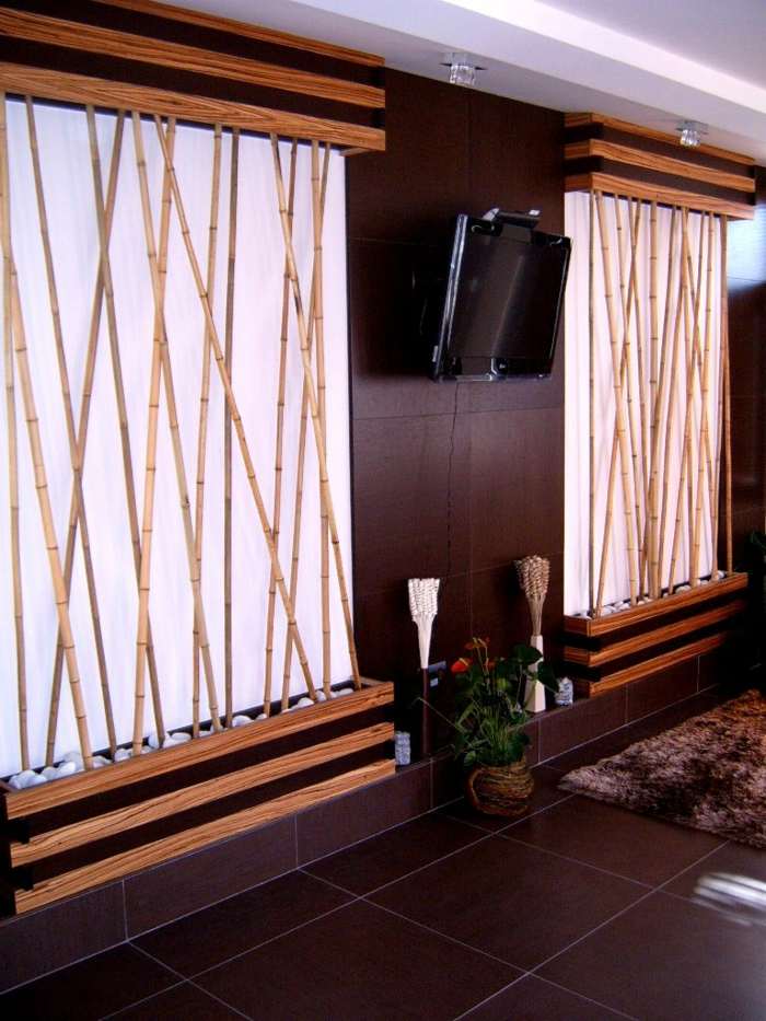 decorating bamboo stakes decorate your room