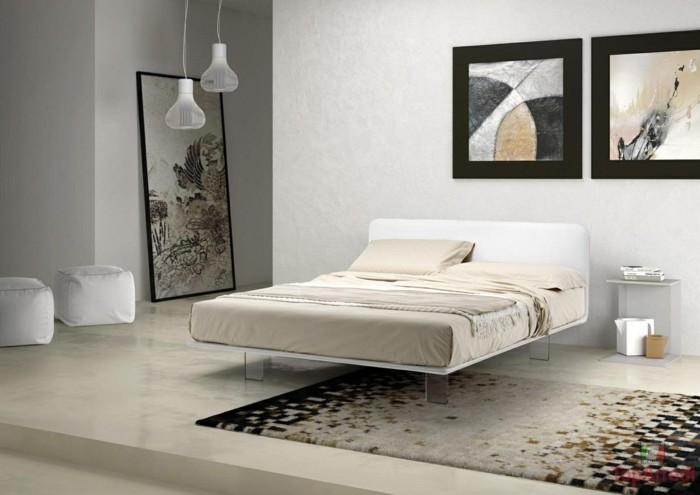 wall decoration ideas for the bedroom