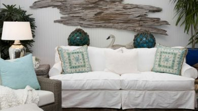 Photo of Interior – Ideas as you decorate with driftwood