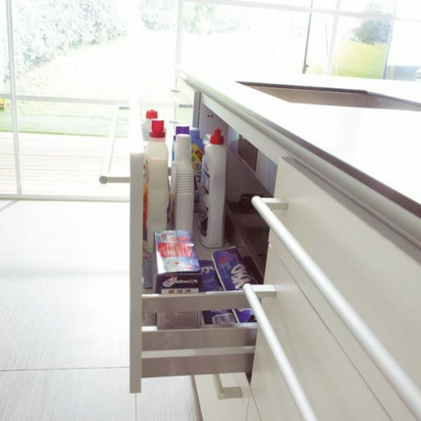 practical ideas Organization kitchen drawers kitchen cleaning products