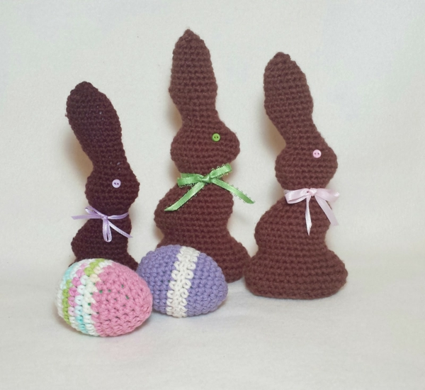 deco ideas easter chocolate bunny easter bunny easter eggs