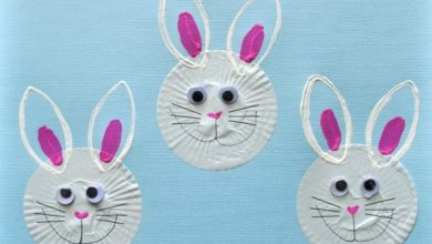 Photo of Easter crafting ideas – Beautiful DIY ideas for the festive decoration
