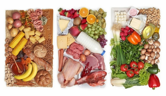 nutritional food nutrition system food properly combine protein fat carbohydrates