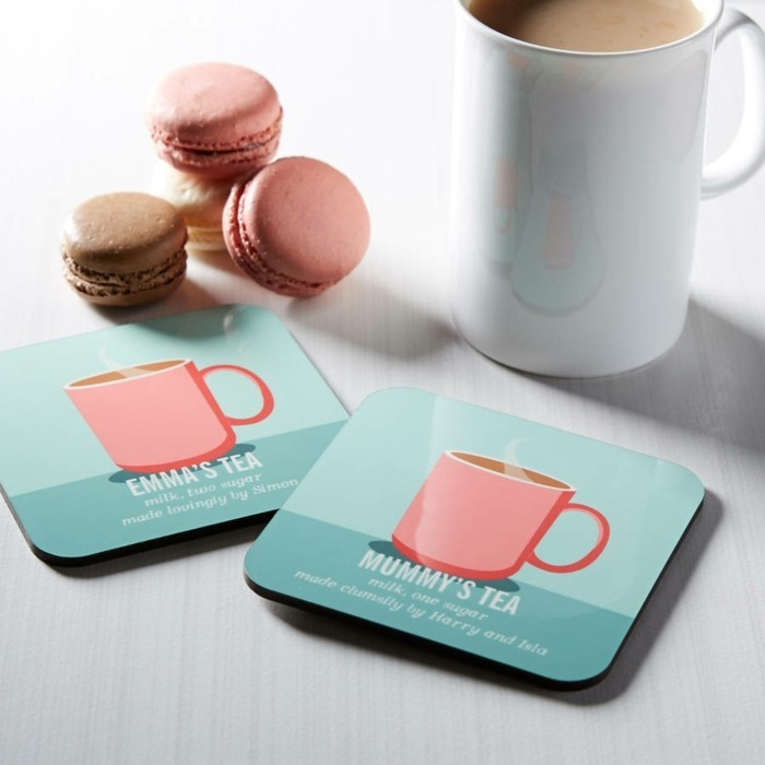 Coasters beautiful messages ideas